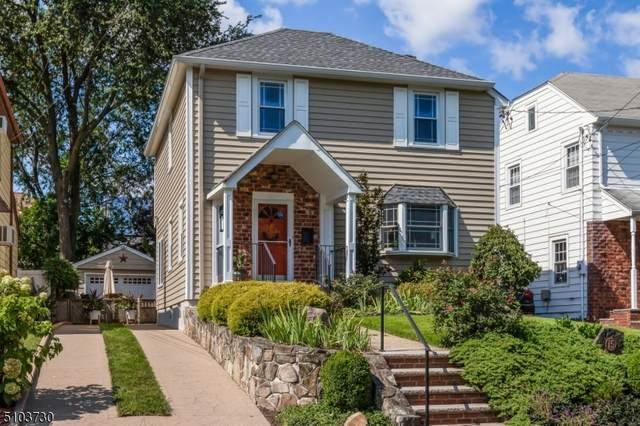 15 Overlook Ter, Bloomfield Twp., NJ 07003 (MLS #3741073) :: REMAX Platinum