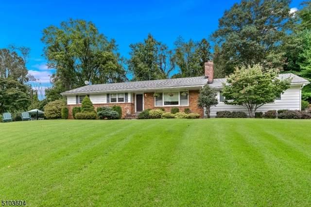 660 Woodglen Rd, Lebanon Twp., NJ 08826 (MLS #3741089) :: The Dekanski Home Selling Team