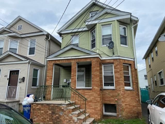 399 Harvard Ave, Hillside Twp., NJ 07205 (MLS #3741114) :: Team Braconi | Christie's International Real Estate | Northern New Jersey