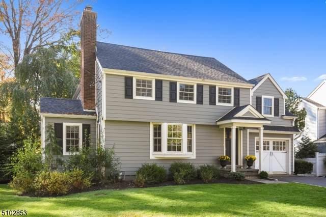 205 Longwood Ave, Chatham Twp., NJ 07928 (MLS #3741166) :: SR Real Estate Group