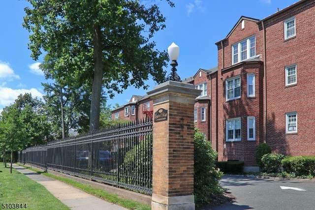 217 Prospect Ave 1-3C 3C, Cranford Twp., NJ 07016 (MLS #3741168) :: The Dekanski Home Selling Team