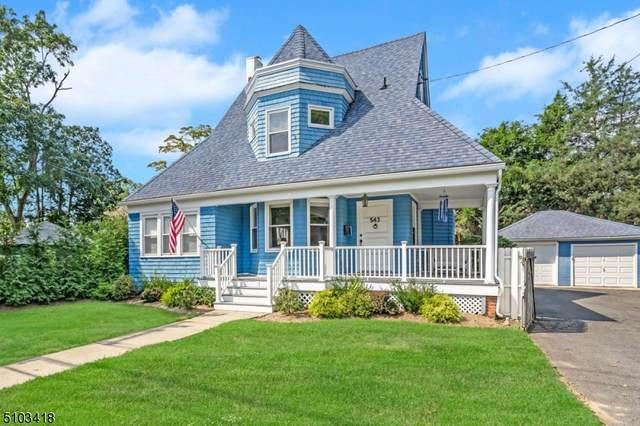 543 Mountain Ave, Bound Brook Boro, NJ 08805 (MLS #3741186) :: Team Braconi | Christie's International Real Estate | Northern New Jersey