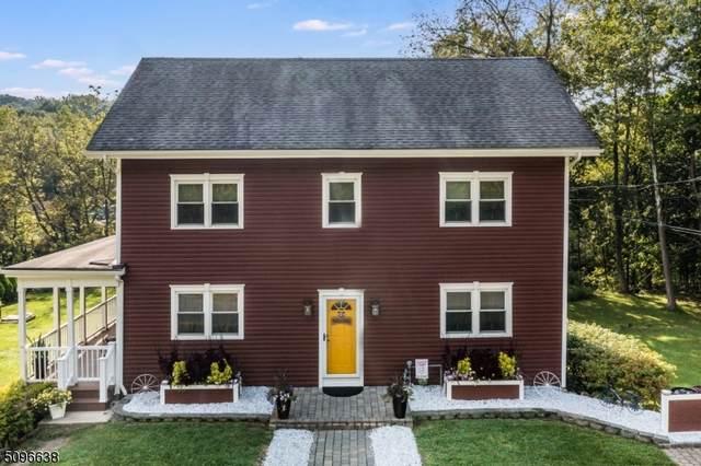 112 Main St, Glen Gardner Boro, NJ 08826 (MLS #3741196) :: The Dekanski Home Selling Team