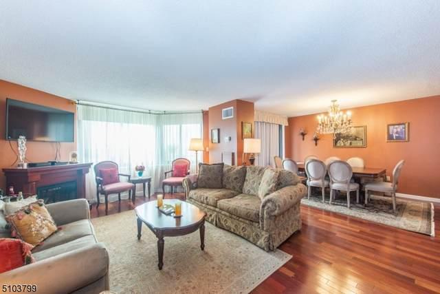 630 Harmon Cove Tower, Secaucus Town, NJ 07094 (MLS #3741202) :: Team Braconi | Christie's International Real Estate | Northern New Jersey
