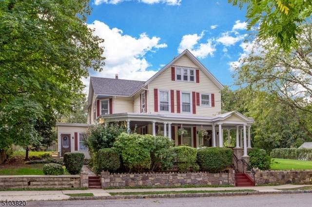 81 Broad St, Flemington Boro, NJ 08822 (MLS #3741209) :: The Dekanski Home Selling Team