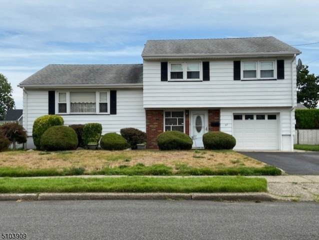 27 Annabelle Ave, Clifton City, NJ 07012 (MLS #3741242) :: The Michele Klug Team | Keller Williams Towne Square Realty