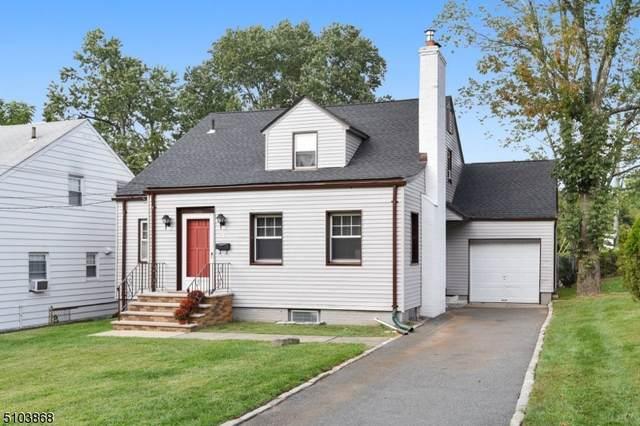 419 Mt Pleasant Ave, West Orange Twp., NJ 07052 (MLS #3741267) :: SR Real Estate Group