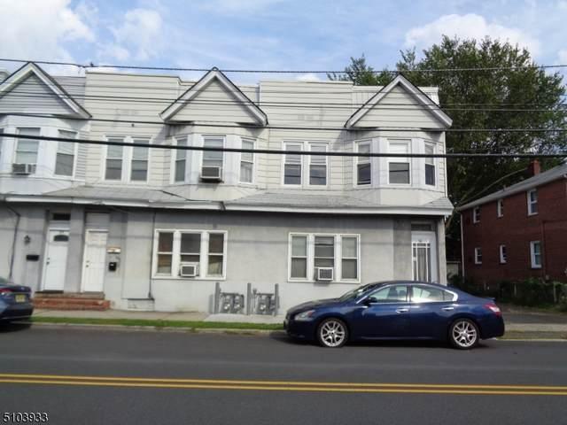 56 S 21St St #1, Kenilworth Boro, NJ 07033 (MLS #3741282) :: The Dekanski Home Selling Team