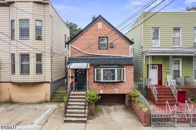 127 North St, Jersey City, NJ 07307 (#3741285) :: Jason Freeby Group at Keller Williams Real Estate