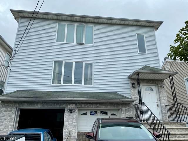 111 Laurita St, Linden City, NJ 07036 (MLS #3741334) :: The Dekanski Home Selling Team