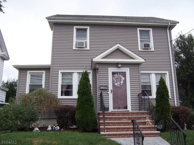 602 W Curtis St, Linden City, NJ 07036 (MLS #3741363) :: The Dekanski Home Selling Team