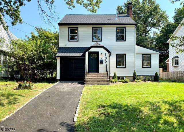 105 Elmwood Rd, Verona Twp., NJ 07044 (MLS #3741420) :: Zebaida Group at Keller Williams Realty