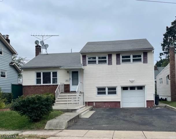 1933 William St, Union Twp., NJ 07083 (MLS #3741442) :: The Dekanski Home Selling Team