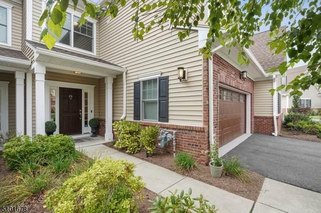 28 Cabell Ct, Morris Twp., NJ 07960 (MLS #3741448) :: SR Real Estate Group