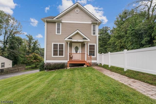 50 Northwestern Way, Hopatcong Boro, NJ 07843 (MLS #3741497) :: Stonybrook Realty