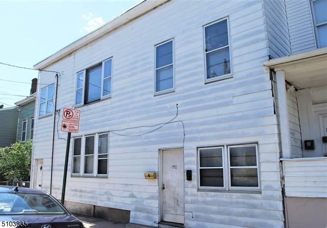 150 Butler St, Paterson City, NJ 07524 (#3741540) :: NJJoe Group at Keller Williams Park Views Realty