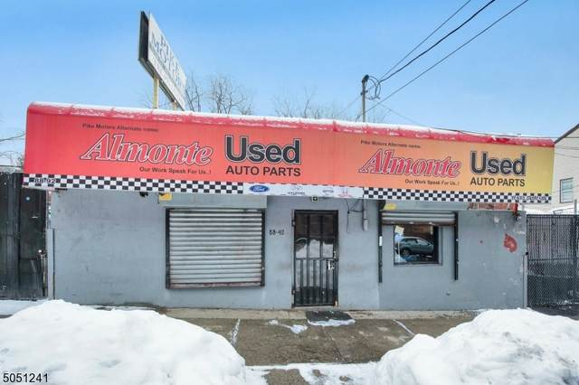 88 Montgomery St, Paterson City, NJ 07501 (MLS #3741608) :: Pina Nazario