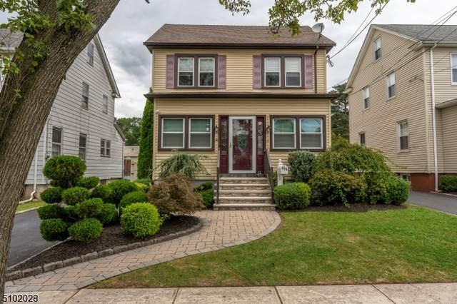 813 Emerson Ave, Elizabeth City, NJ 07208 (MLS #3741641) :: Stonybrook Realty