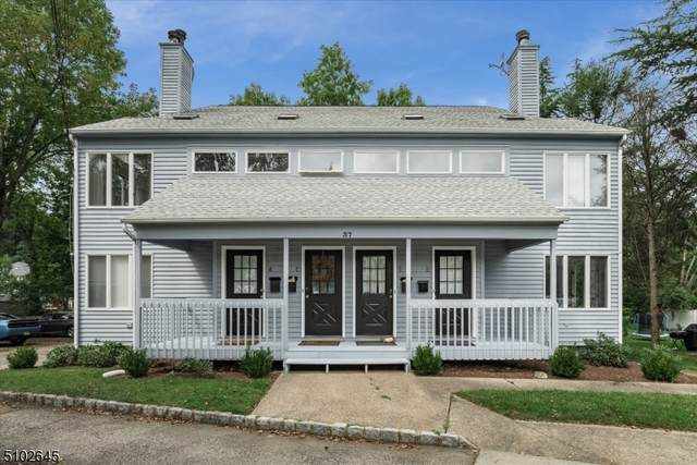 37 Cobb Pl, Morristown Town, NJ 07960 (MLS #3741659) :: SR Real Estate Group