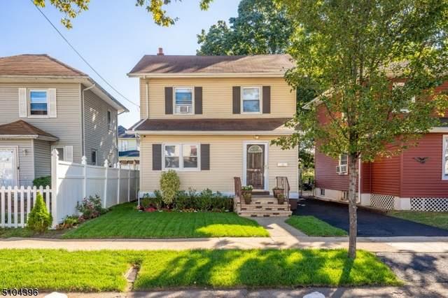1043 John Glenn Dr, Hillside Twp., NJ 07205 (MLS #3741686) :: Coldwell Banker Residential Brokerage