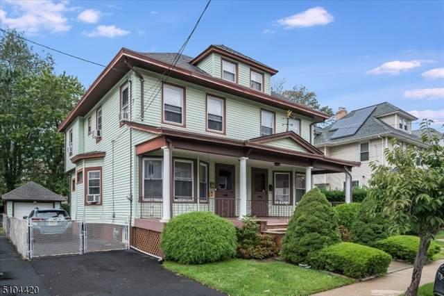 624 Floral Ave, Elizabeth City, NJ 07208 (MLS #3741713) :: RE/MAX Select