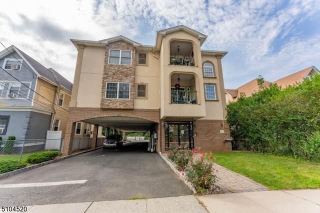 816 Westfield Ave #303, Elizabeth City, NJ 07208 (MLS #3741765) :: Stonybrook Realty