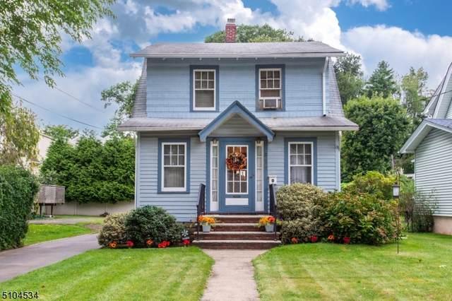 517 Bloomfield Ave, Nutley Twp., NJ 07110 (#3741780) :: Rowack Real Estate Team