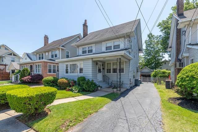 241 Crawford Pl, Elizabeth City, NJ 07208 (MLS #3741814) :: Stonybrook Realty