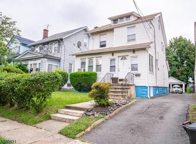 239 Park Pl, Irvington Twp., NJ 07111 (MLS #3741870) :: The Michele Klug Team | Keller Williams Towne Square Realty