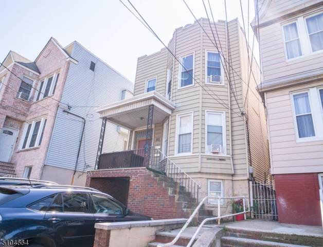91 Hague St, Jersey City, NJ 07307 (#3741940) :: Jason Freeby Group at Keller Williams Real Estate