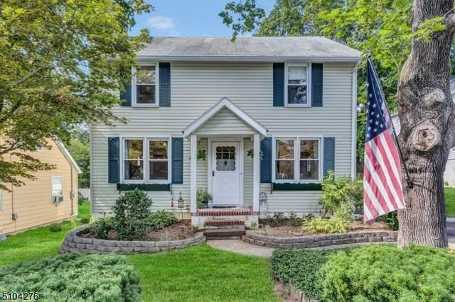 8 Terrace St, Washington Boro, NJ 07882 (MLS #3741973) :: Pina Nazario