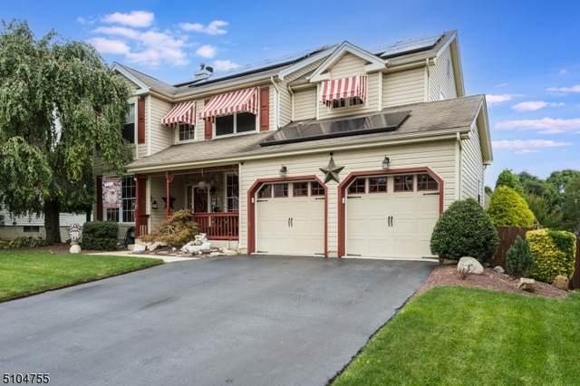 76 Buckley Hill Dr, Lopatcong Twp., NJ 08865 (MLS #3741976) :: The Michele Klug Team | Keller Williams Towne Square Realty