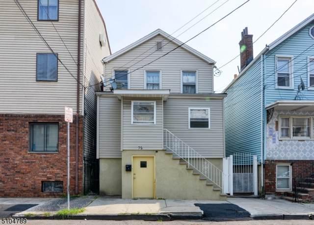 75 Chambers St #3, Newark City, NJ 07105 (MLS #3742016) :: Pina Nazario