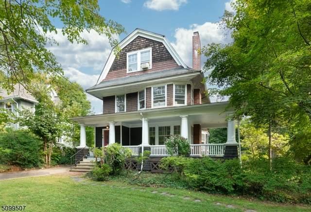 18 Woodland Rd, Maplewood Twp., NJ 07040 (MLS #3742058) :: The Sue Adler Team