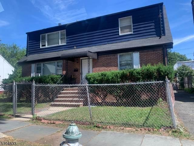 424 S Clinton St, East Orange City, NJ 07018 (MLS #3742061) :: Pina Nazario