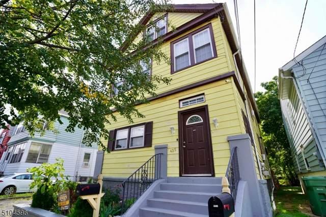 435 Brook St #2, Linden City, NJ 07036 (MLS #3742067) :: Stonybrook Realty