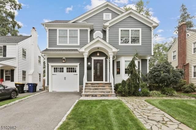 214 Herbert Ave, Fanwood Boro, NJ 07023 (MLS #3742097) :: The Dekanski Home Selling Team