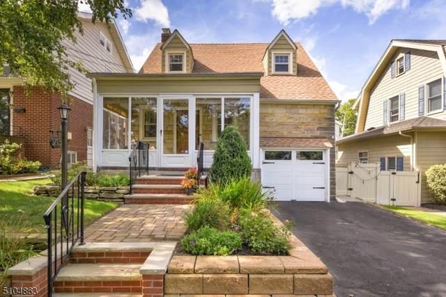 213 Ridge Rd, Nutley Twp., NJ 07110 (#3742150) :: Rowack Real Estate Team