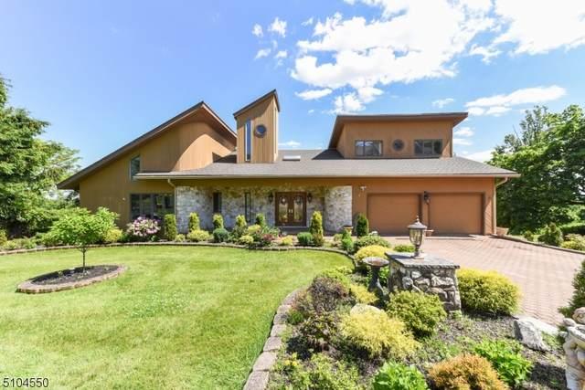 1017 Mary Allen Lane, Mountainside Boro, NJ 07092 (MLS #3742164) :: The Dekanski Home Selling Team