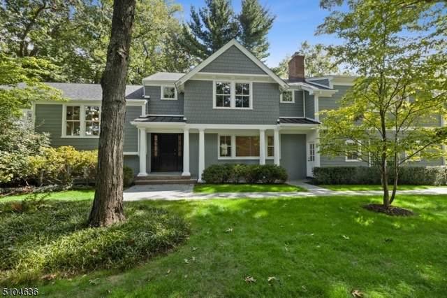 157 Long Hill Dr, Millburn Twp., NJ 07078 (MLS #3742187) :: SR Real Estate Group