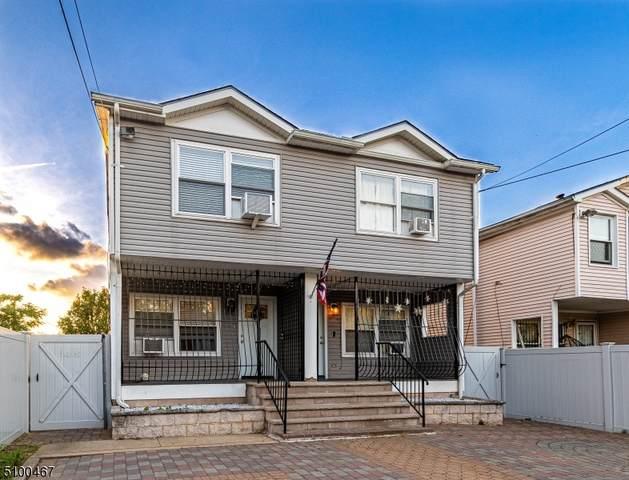 8 N 13Th St, Newark City, NJ 07107 (MLS #3742247) :: Stonybrook Realty