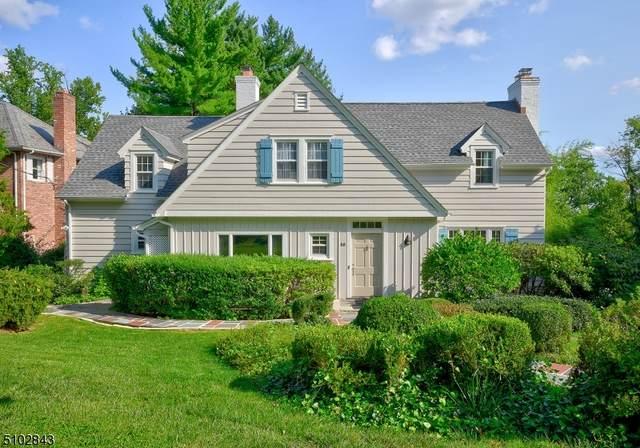 58 Sagamore Rd, Millburn Twp., NJ 07041 (MLS #3742324) :: SR Real Estate Group