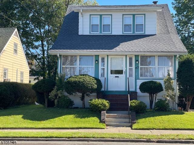 67 Bellevue Ave, Elmwood Park Boro, NJ 07407 (MLS #3742373) :: Corcoran Baer & McIntosh