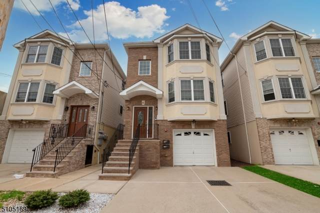 4 Kingsland Ave, Harrison Town, NJ 07029 (#3742396) :: Jason Freeby Group at Keller Williams Real Estate