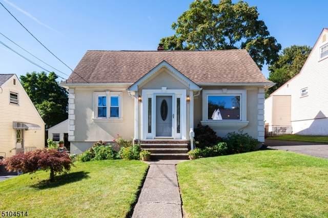 27 Stevens Rd, Clifton City, NJ 07013 (MLS #3742410) :: Coldwell Banker Residential Brokerage