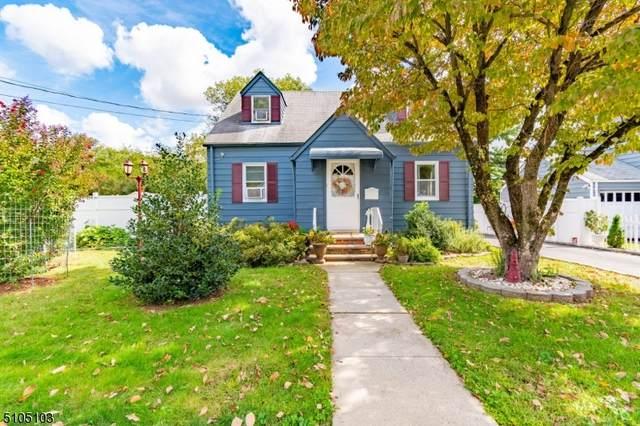 1247 Erhardt St, Union Twp., NJ 07083 (MLS #3742414) :: Coldwell Banker Residential Brokerage