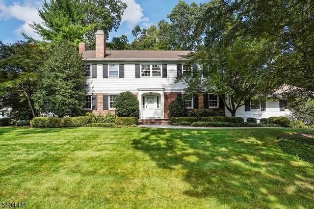 11 Harwood Drive, Madison Boro, NJ 07940 (MLS #3742446) :: The Sue Adler Team