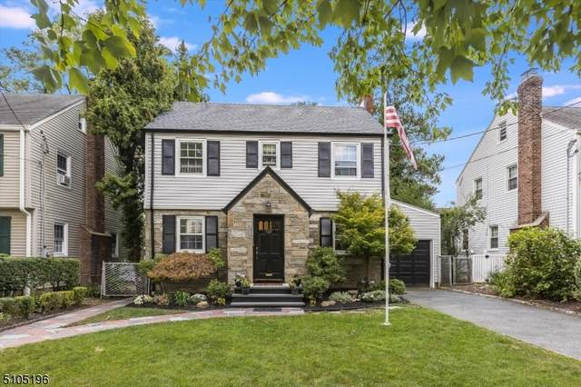 249 Grant Ave, Nutley Twp., NJ 07110 (MLS #3742449) :: The Karen W. Peters Group at Coldwell Banker Realty