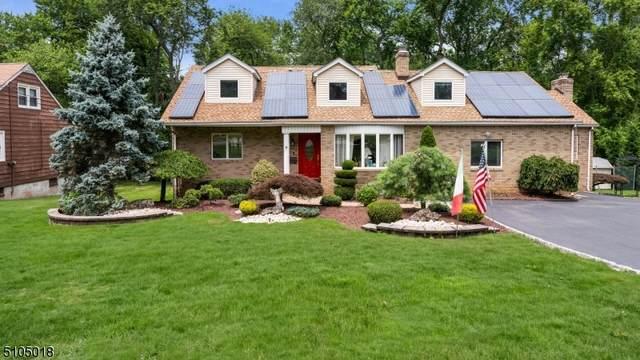 520 Oak Ridge Rd, Clark Twp., NJ 07066 (#3742450) :: Rowack Real Estate Team