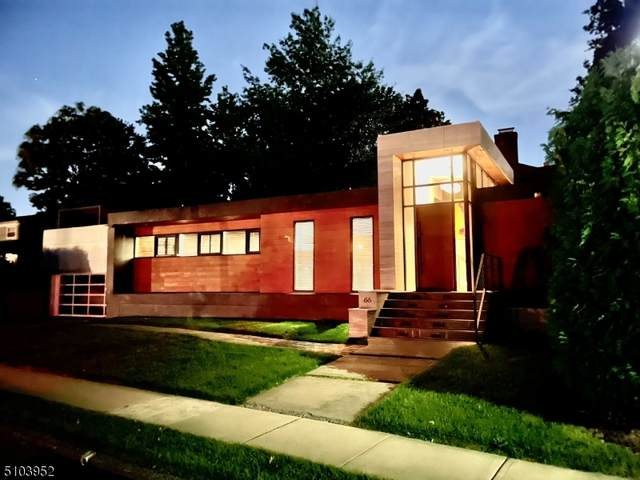 66 Highland Ave, Maplewood Twp., NJ 07040 (MLS #3742500) :: The Sue Adler Team